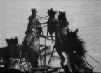 Stagecoach (1939) Chase scene! 002